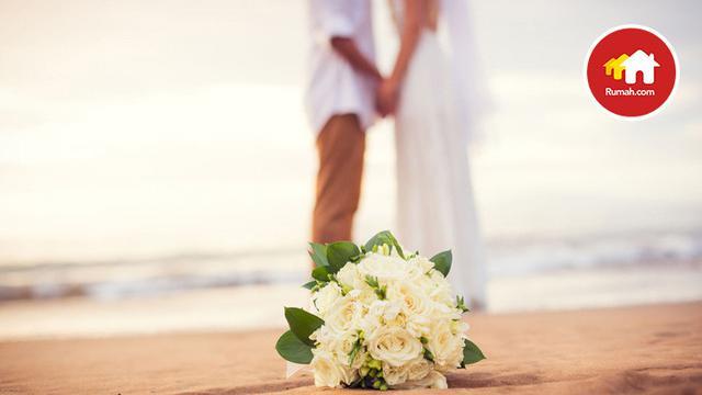 Tips Dekorasi Resepsi Pernikahan Di Rumah Agar Terlihat
