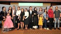 Para pemain serial Elif Indonesia (Liputan6.com/Yoppy Renato)