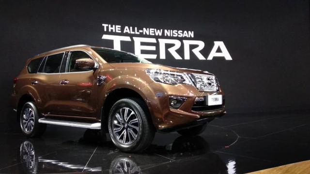 Lawan Fortuner dan Pajero di Indonesia, Punya Modal Apa Nissan Terra?