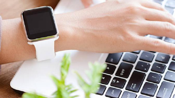 Ilustrasi Apple Watch (iStock)