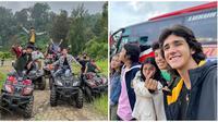 Momen Keseruan Pemain Dari Jendela SMP di Puncak. (Sumber: Instagram.com/emilianocortizo/claygribble)