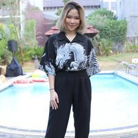 Monica Karina (Foto: Deki Prayoga/Bintang.com)