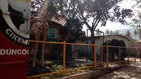 Nikmati Liburan Bareng Taman Satwa Cikembulan Nan Asri di Garut   (Liputan6.com/Jayadi Supriadin)