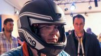 Helm pintar BMW Motorrad