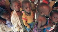 Badan PBB urusan kesejahteraan anak (UNICEF) memperkirakan, 95.000 anak-anak menjadi yatim dan/atau piatu usai Genosida Rwanda (AFP PHOTO)