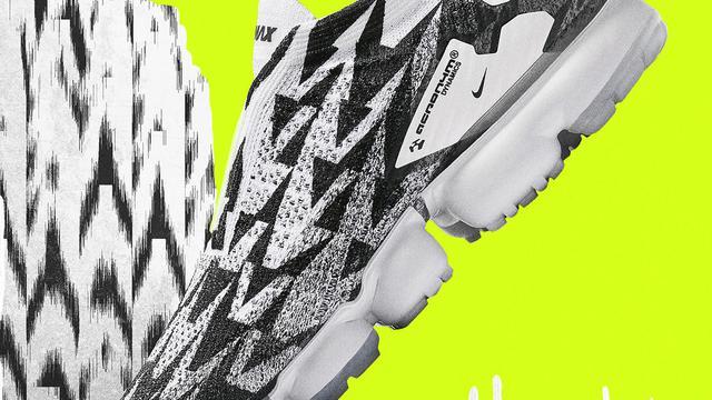 best loved 9183a 05deb Desain Penuh Pernyataan pada Nike Air VaporMax Mac 2