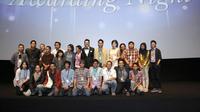 Malam penghargaan itu juga berhasil memilih 22 finalis terbaik.