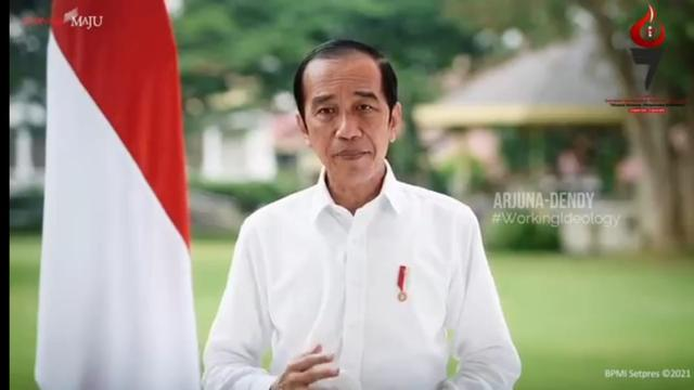 014260000 1617210443 c41ca47d 7afb 4b30 9c47 a12008f6c394 - Jokowi Minta kepada  Jajaran POLISI, Jajaran TNI, dan Jajaran BIN Meningkatkan Kewaspadaan