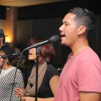 Sesi latihan The Groove dan Maliq & D'Essentials (Andy Masela/bintang.com)