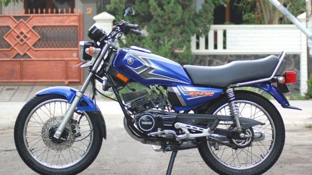 Serba Serbi Rx King Sang Raja Sepeda Motor 2 Tak Otomotif