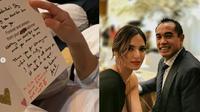 Beri Ucapan Romantis, Ini 5 Momen Ardi Bakrie Kasih Hadiah Valentine ke Nia Ramadhani (sumber: Instagram.com/ardibakrie)
