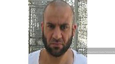 Amir Mohammad Abdul Rahman al-Mawli al-Salbi, pemimpin baru ISIS yang menjadi buronan AS