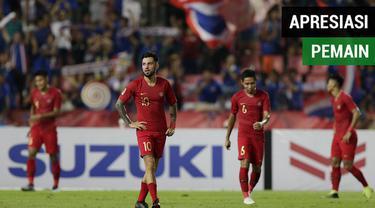 Berita video vlog Bola.com kali ini menghadirkan jalan-jalan ke salah satu pusat jersey di Bangkok, Thailand, di mana ketemu dengan kaus klub Persikabo, hingga ke laga Timnas Indonesia di Stadion Rajamangala.