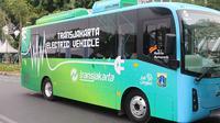 PT Transjakarta juga berkomitmen untuk ikut mengendalikan pencemaran udara di Jakarta dari sisi transportasi.
