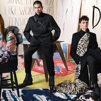 Koleksi Dior Men Winter 19/20