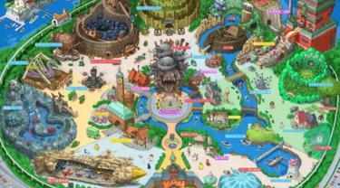 Keren, Jepang Bakal Buka Taman Bermain Studio Ghibli Tahun 2022