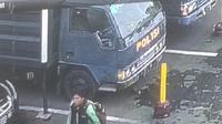 Pelaku  Bom Bunuh Diri di Medan (Foto: Liputan6/Istimewa)