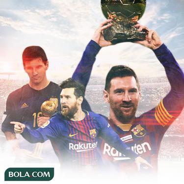Barcelona FC - Lionel Messi