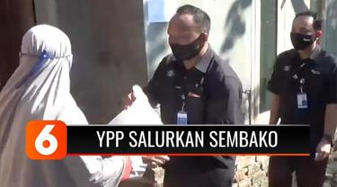 Untuk kesekian kalinya, Yayasan Pundi Amal Peduli Kasih (YPP) SCTV- Indosiar, menyalurkan amanah pemirsa lewat program Emtek Peduli Corona. Kali ini bantuan diberikan kepada ratusan warga di sejumlah kelurahan di Surabaya, Jawa Timur.