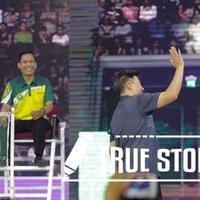 Susi Susanti dan Alan Budikusuma tak hanya dikenang sebagai mantan atlet Indonesia karena prestasinya, tapi juga karena kisah cinta mereka. (Foto: Liputan6.com/Faizal Fanani)