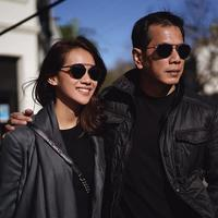 Wishnutama dan Gista Putri (dok. Instagram @gistaputri/https://www.instagram.com/p/BK_xerYgUyA/Putu Elmira)