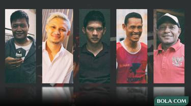 Trivia - Pesepak Bola Indonesia Banting Setir