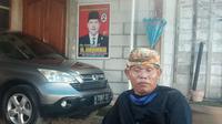 Wiji (52) adalah salah seorang keturunan sedulur Sikep dari Kecamatan Kedungtuban, Kabupaten Blora, Jawa Tengah.