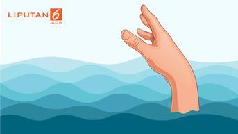 Sekeluarga Tenggelam di Palabuhanratu, Satu Korban Masih Hilang