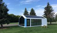 Rumah ini diklaim anti-bakteri hingga anti-zombie yang dapat dibangun di atas tanah datar apapun. (dok. Instagram @zombieproof.home/https://www.instagram.com/p/B19vCiWojUa/)