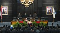 Pelantikan DPRD DKI Jakarta (Antara/Rosa Panggabean)