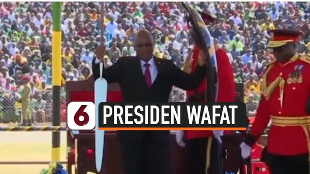 presiden tanzania