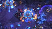 AI DeepMind milik Google melawan gamer profesional StarCraft 2. (Doc: Polygon)