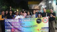 Mengawali 2019, Toyota Innova Owners Club Indonesia menggelar touring and charity dengan tujuan Kota Palembang. (Foto: (TIOCI)