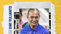 Sabah FA - Kurniawan Dwi Yulianto (Bola.com/Adreanus Titus)