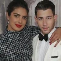 Priyanka Chopra dan Nick Jonas mengungkapkan awal mula keduanya memutuskan berkencan.(AP Photo)