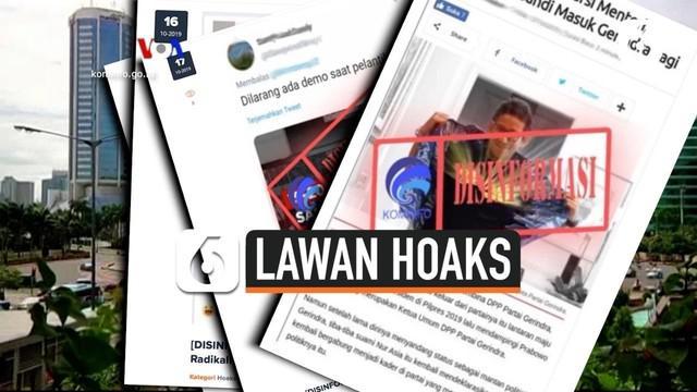 Jumlah pengguna internet di Indonesia, yang mencapai 130-150 juta orang, mendorong pertumbuhan media digital. Media digital di Indonesia didominasi oleh Facebook, Youtube, dan Whatsapp. Perkembangan itu diiringi dengan merebaknya hoaks. Diskusi panel...