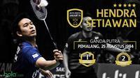 Hendra Setiawan Grafis (Bola.com/Adreanus Titus)