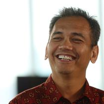 Calon wakil Gubernur Sumatera Utara 2018 Sihar Sitorus. (Liputan6.com/Fatkhur Rozaq)