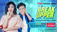 Febby Rastanty dan Kevin Ardiloba dalam Vidio Original Series The Break Upper. (Dok. Vidio)