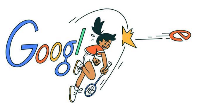 Minarni Soedarjanto, Legenda Pebulu Tangkis Indonesia Jadi Google Doodle - Tekno Liputan6.com