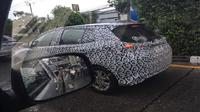 Toyota Yaris Facelift Tertangkap Kamera Sedang Diuji (Foto:Indianautosblog)