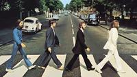 Abbey Road, The Beatles. (Mirror.co.uk)