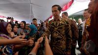 Presiden Joko Widodo. (Liputan6.com/Faizal Fanani)