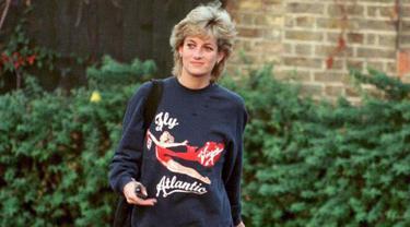 Baju Olahraga Putri Diana Dijual Rp 74 Juta untuk Kegiatan Amal
