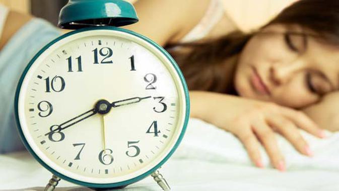 Mencukupi Waktu Tidur