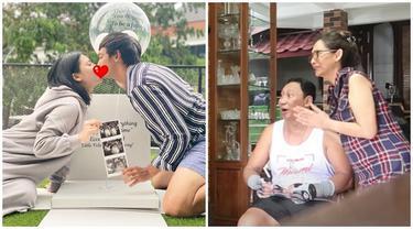 Hamil Anak Pertama, Ini 7 Momen Haru Felicya Angelista Kabarkan ke Keluarga