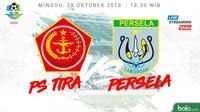 Liga 1 2018 PS Tira Vs Persela Lamongan (Bola.com/Adreanus Titus)