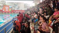 Stadion Akuatik untuk Asian Para Games 2018 (Liputan6.com / Cakrayuri Nuralam)