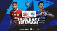 Podcast BRI Liga 1 - Persija Jakarta Vs PSIS Semarang (Bola.com/Adreanus Titus)