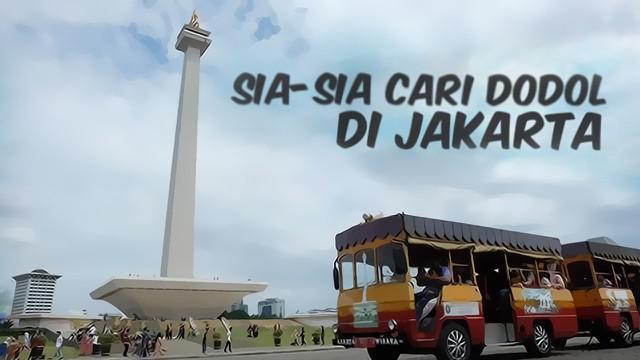 DKI Jakarta sebagai sebuah kota tentu memiliki souvenir atau makanan khas yang bisa dibawa sebagai oleh-oleh ke kampung halaman. Tapi, mudah tidak ya menemukan oleh-oleh khas Jakarta?